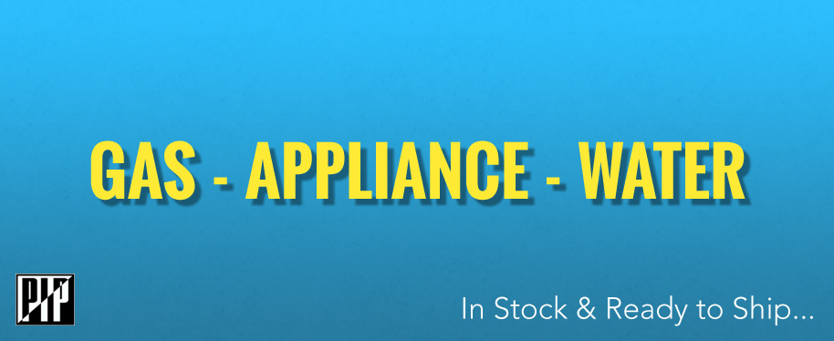 Gas Appliance Water