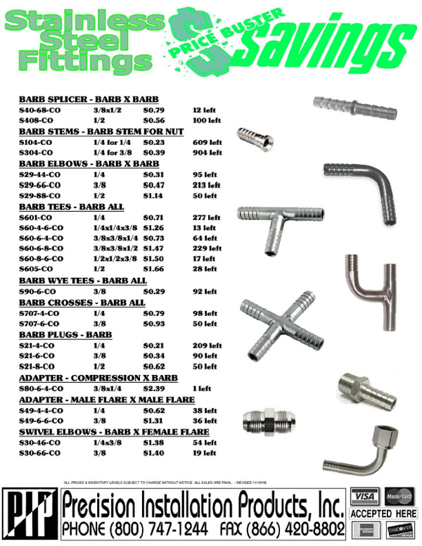 CLOSEOUT-Stainless-Steel-Fittings
