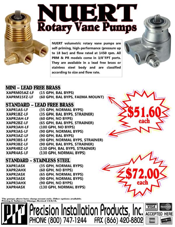 NUERT-Rotary-Vane-Pumps-MINI-STANDARD